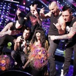 DEAD BY APRIL_su Loreen_Eurovizija 2012